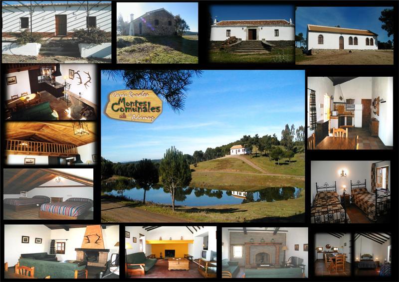 Casas Rurales en Montes Comunales 1
