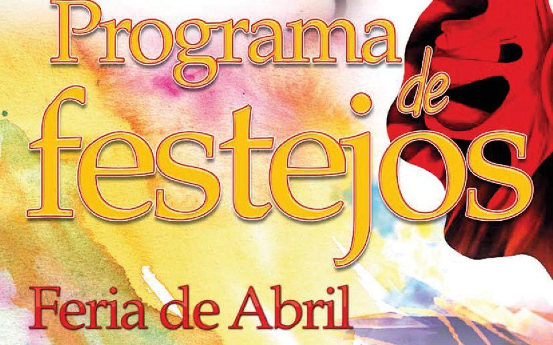 PROGRAMA DE FESTEJOS FERIA DE ABRIL 2014 1
