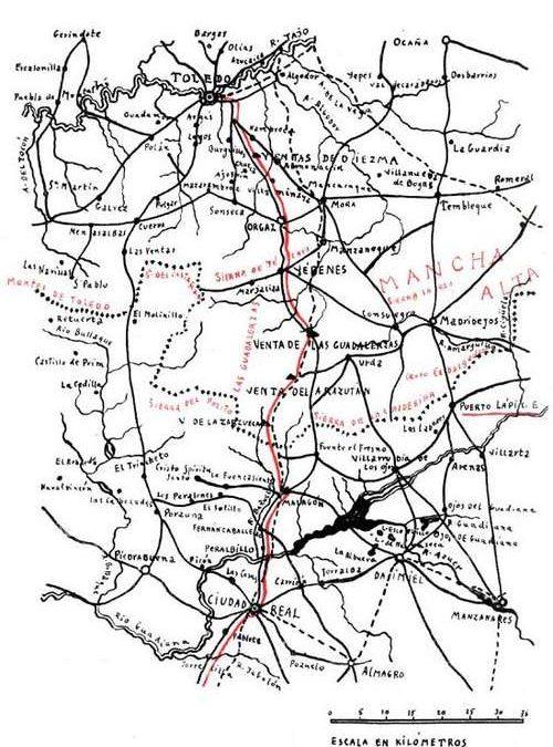 Camino Real de la Plata 1
