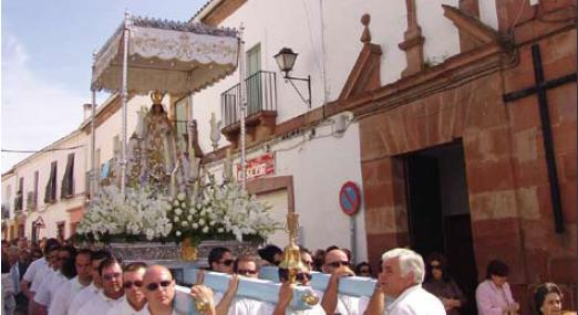 Virgen de Agosto 1