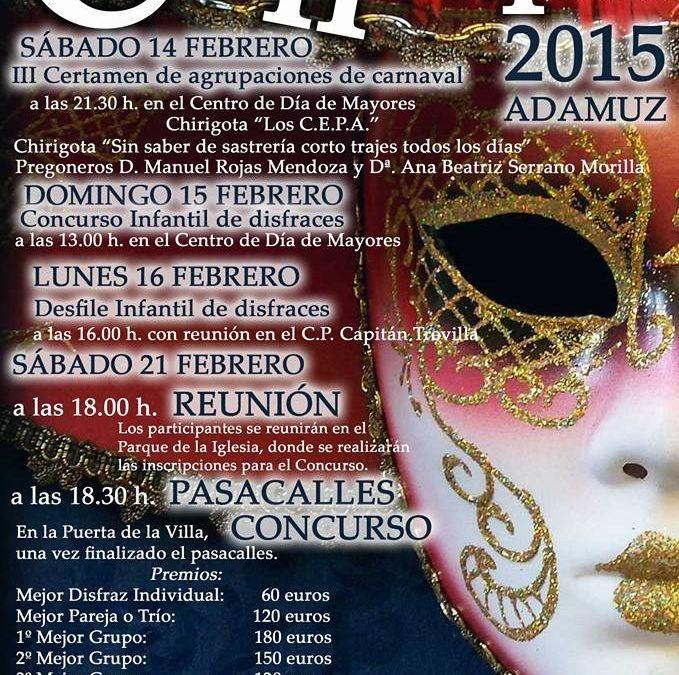 Carnaval 2015 1