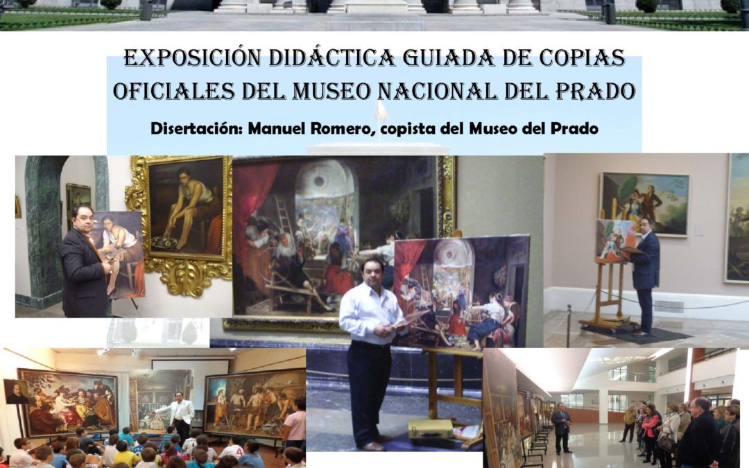 EL MUSEO LLEGA A TU CIUDAD