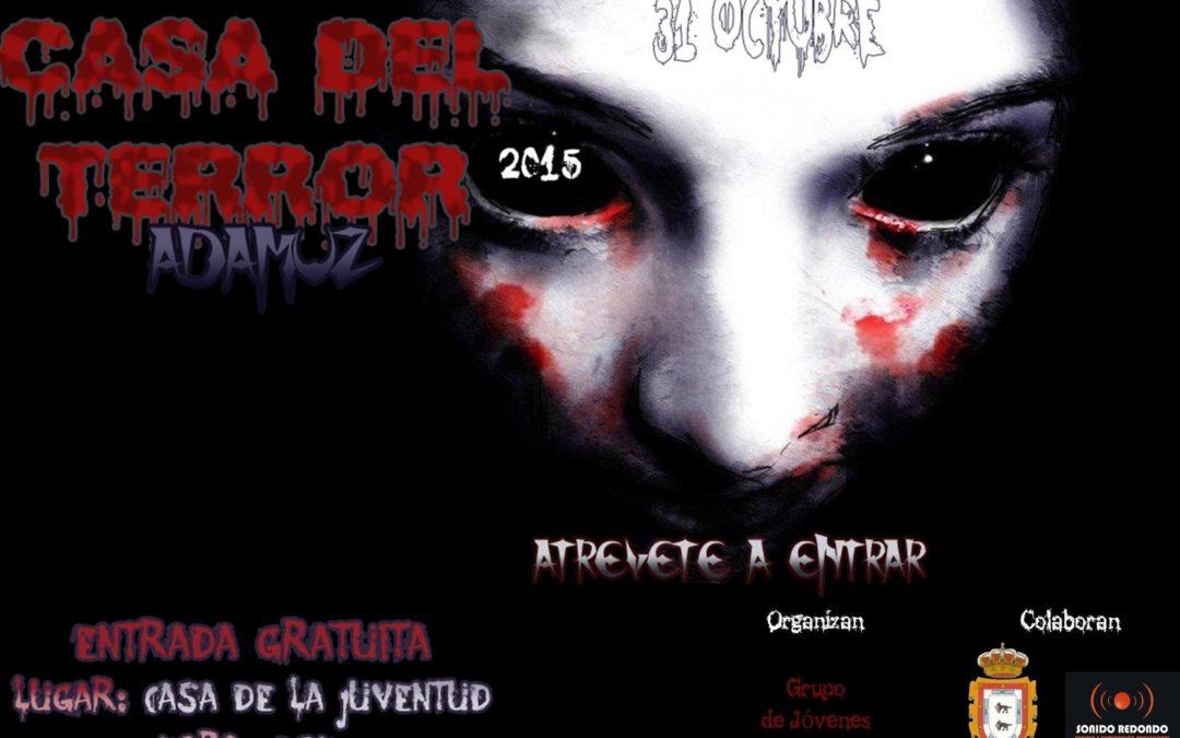 CASA DEL TERROR DE ADAMUZ 2015
