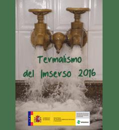 Programa de Termalismo del Imserso. Temporada 2016 1