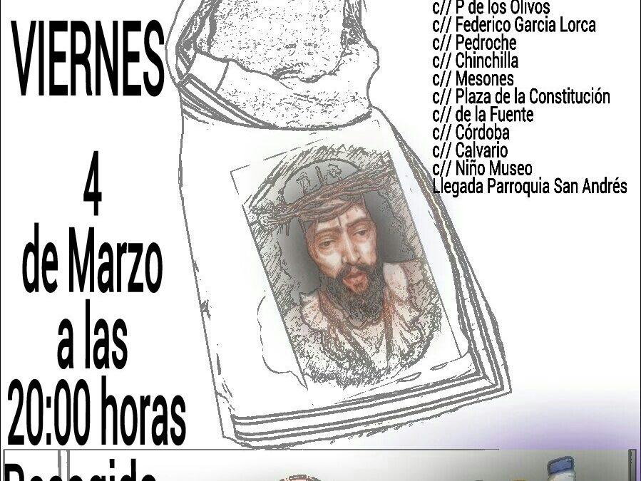 3º ENSAYO SOLIDARIO COSTALEROS NTRO. PADRE JESUS NAZARENO DE ADAMUZ 1