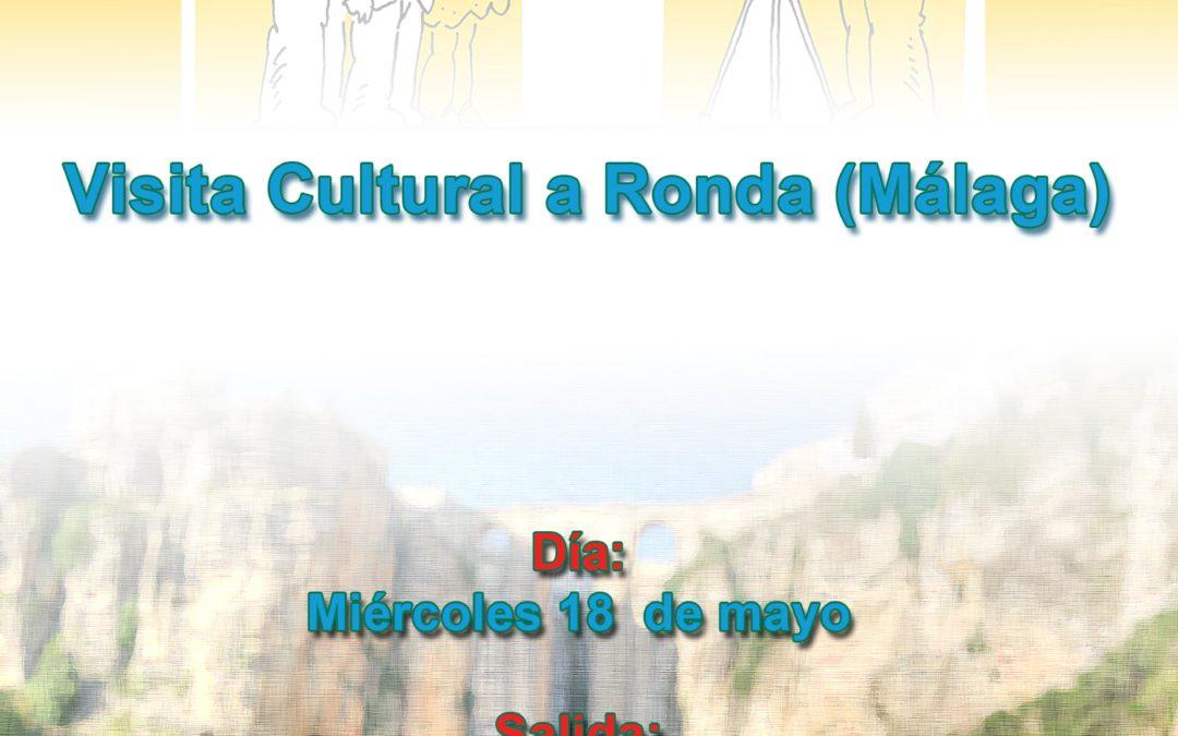 VIAJE CULTURAL A RONDA 1
