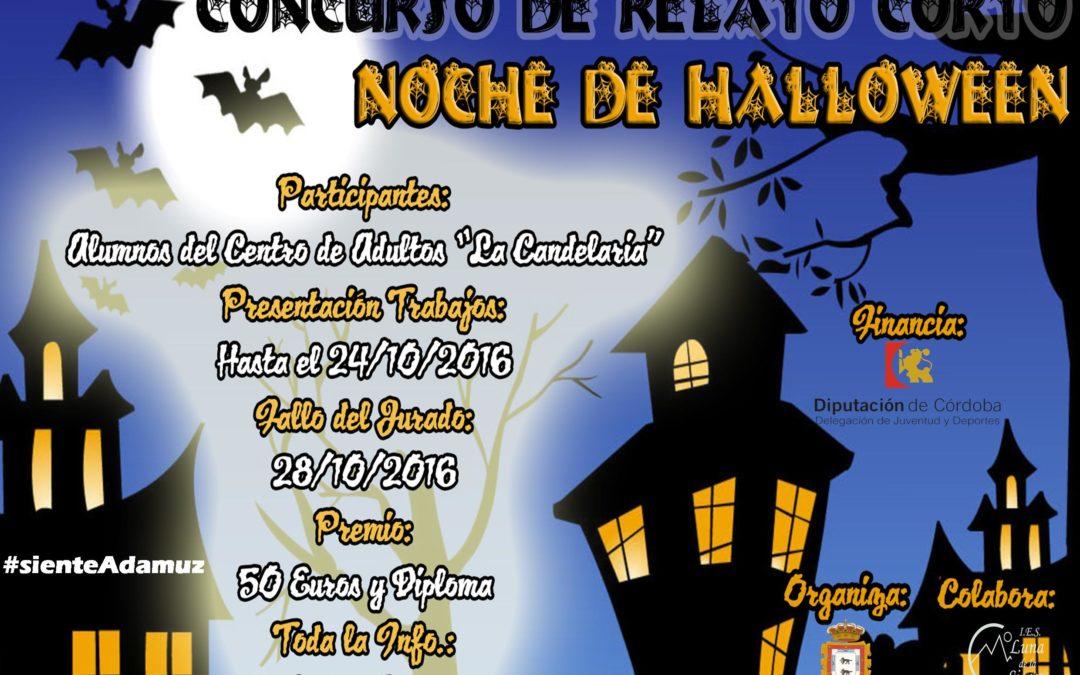 I CONCURSO DE RELATO CORTO. NOCHE DE HALLOWEEN 1