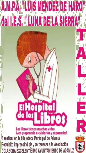 EL HOSPITAL DE LOS LIBROS 1