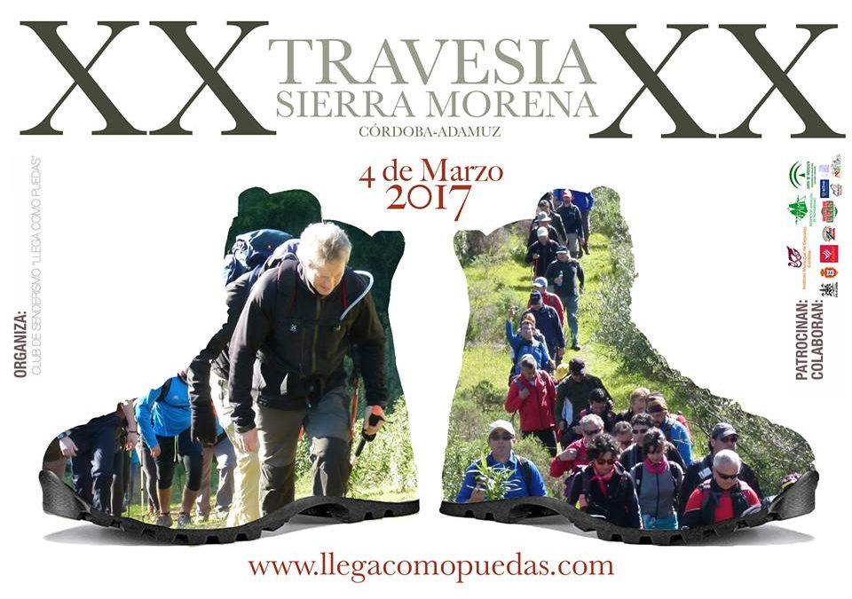 XX TRAVESÍA SIERRA MORENA CÓRDOBA - ADAMUZ 1