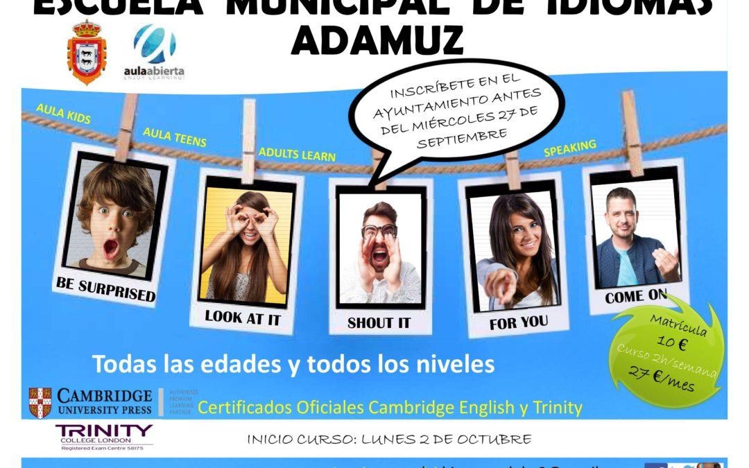 ACADEMIA DE IDIOMAS 1