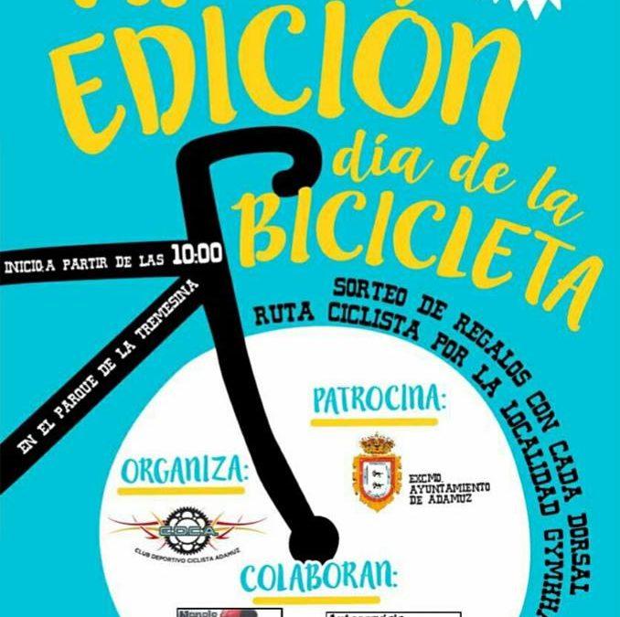 VII EDICIÓN DÍA DE LA BICICLETA 1