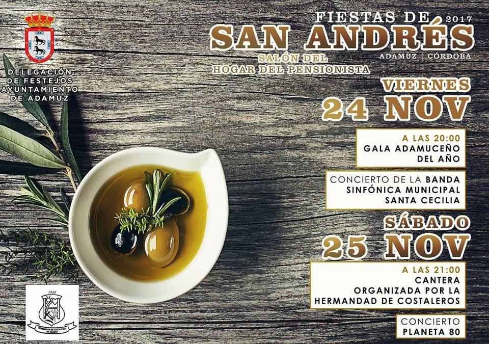 FIESTA DE SAN ANDRÉS 1