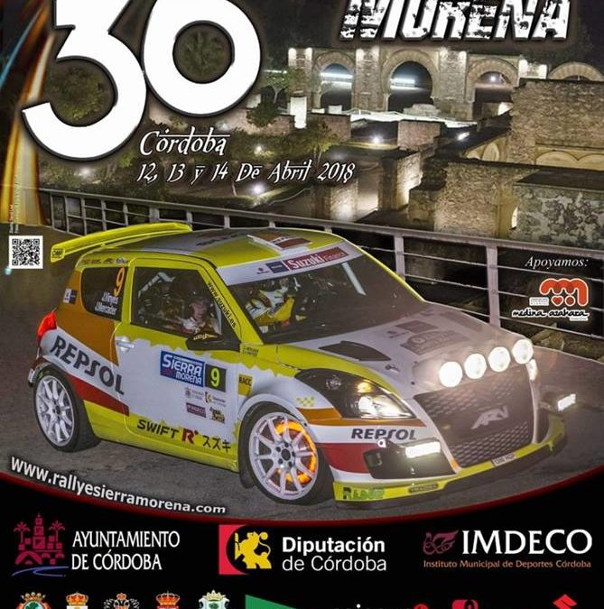 Rallye Sierra Morena 1
