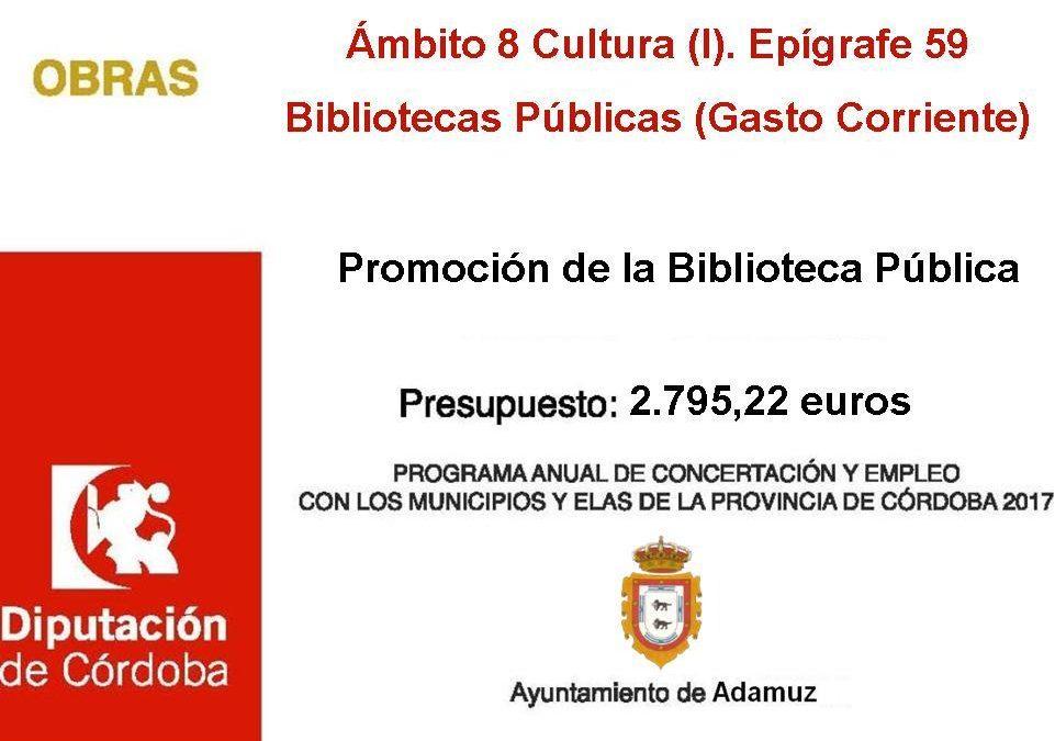 Promoción de la Biblioteca Pública 1