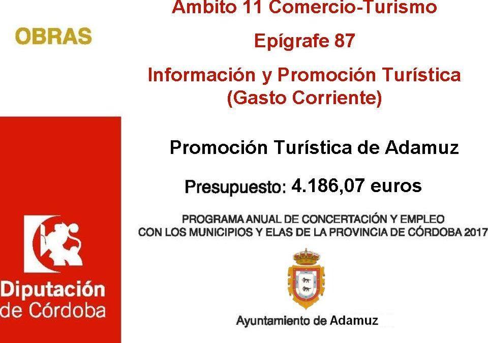 Promoción Turística de Adamuz 1