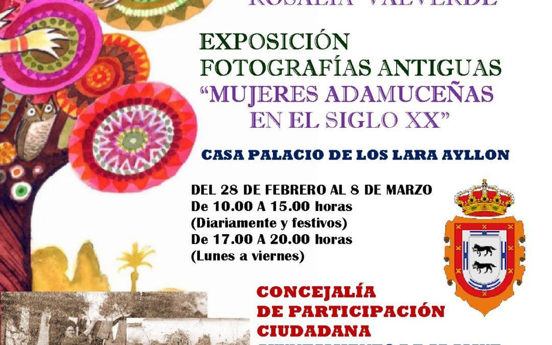 EXPOSICIONES DIA DE LA MUJER TRABAJADORA 1