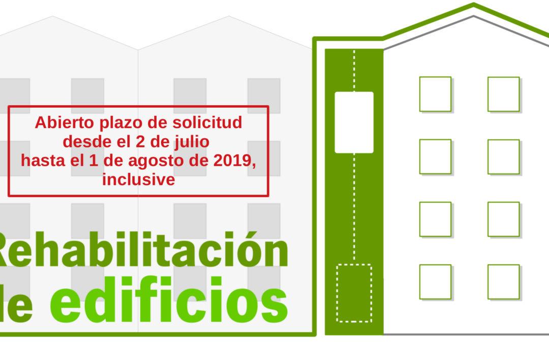 Subvenciones para la rehabilitación de edificios y viviendas 1
